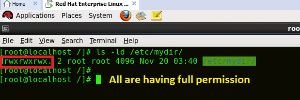 What is Sticky Bit Permission in Linux » Vasanth Blog