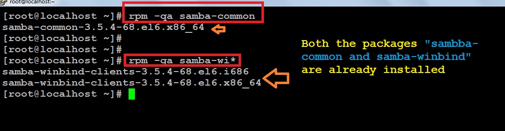 How to Configure SAMBA Server in Red Hat Linux? » Vasanth Blog